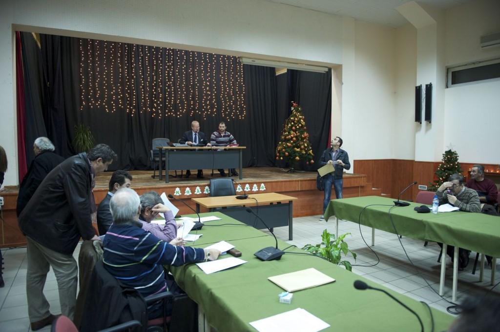 25ο ΔΣ Δήμου Αλεξ/πολης στις Φέρες (22/12/2011 ώρα 20:18:11)