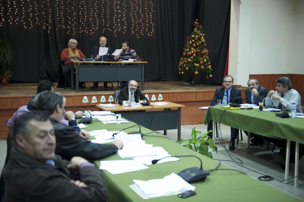 25ο ΔΣ Δήμου Αλεξ/πολης στις Φέρες (22/12/2011 ώρα 20:47:05)