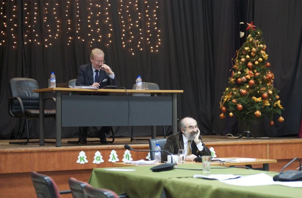 25ο ΔΣ Δήμου Αλεξ/πολης στις Φέρες (22/12/2011 ώρα 21:38:44)