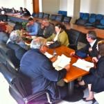 Συνεδρίαση Δημοτικής Κοινότητας Αλεξανδρούπολης 19/3/2012 το μεσημέρι