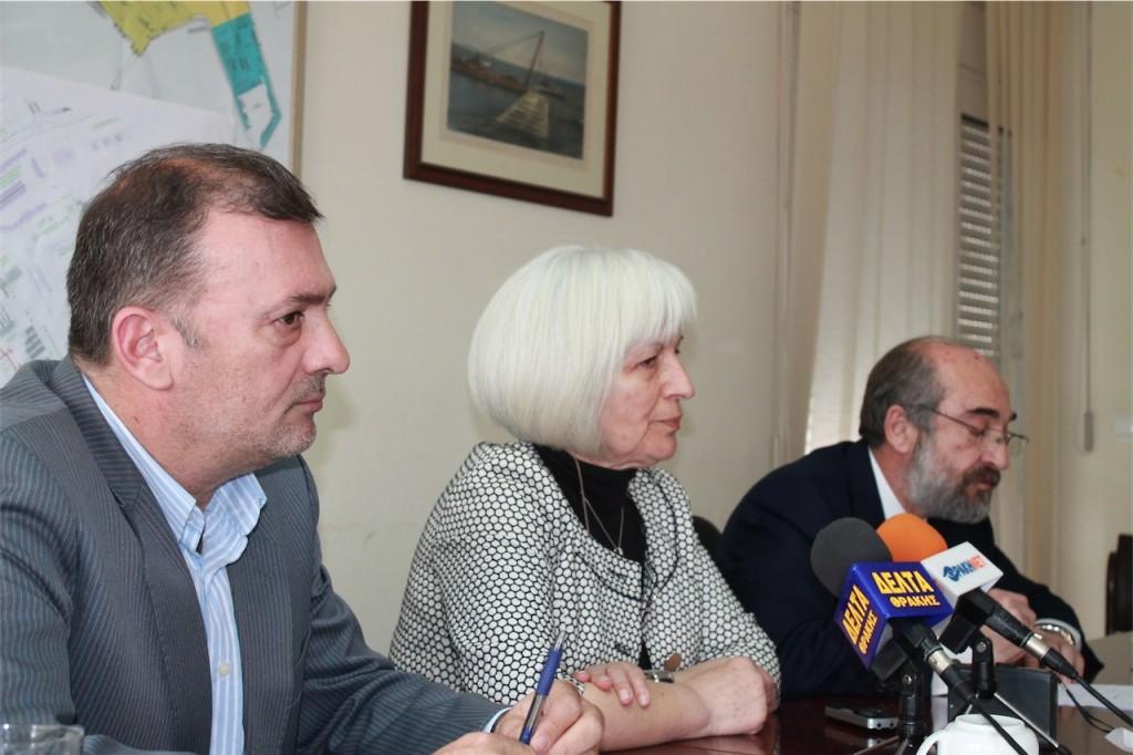 Συνέντευξη Τύπου Περιφέρειας-ΟΛΑ-Δήμου 9/4/2012 (πηγή: dimosia.gr)