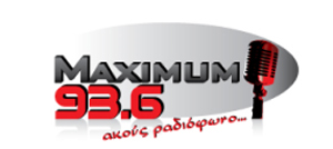 Maximum FM 93,6 logo