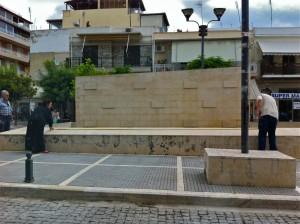 20120606 ώρα 10:52 - Πλατεία Ελευθερίας Αλεξ/πολης - Αγγέλα Γιαννακίδου