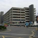 Woodhouse Lane Multi-Storey Car Park