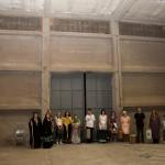 """Πρόβα """"Τρωάδες κατά συνθήκη"""" στην 1η αποθήκη ΕΑΣ (26/6/2009)"""