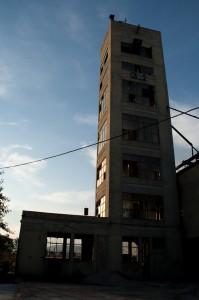 Αποθήκες ΕΑΣ, τέρμα Ρόδου (28/6/2009)