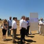 Παρουσίαση του Βιοαγροκτήματος την Τρίτη 3/7/2012 από τον κ. δήμαρχο και συνεργάτες του