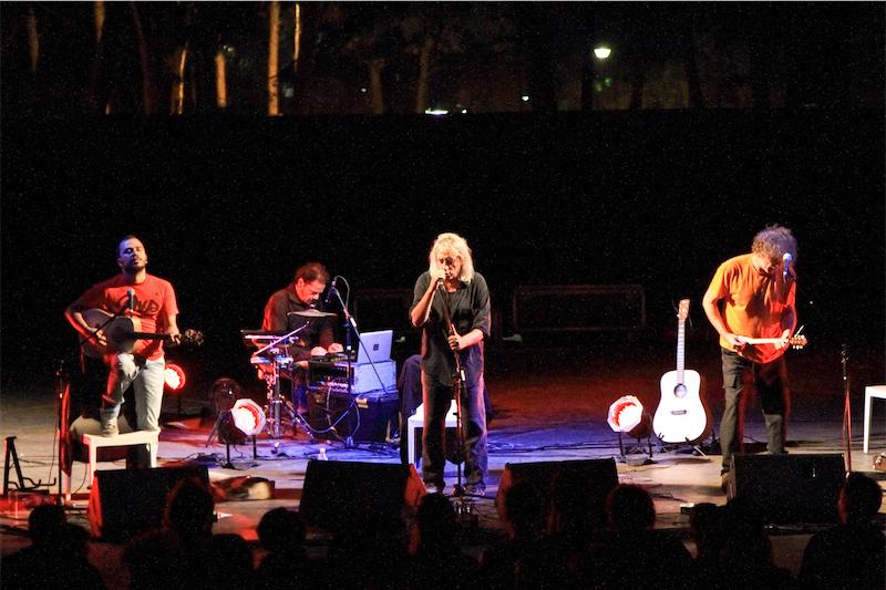 Συναυλία Γιάννη Αγγελάκα την 11/9/2012 στην Αλεξανδρούπολη (φωτ.: Βαγγέλης Καναρίδης)