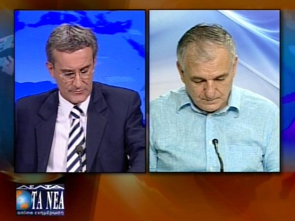 Απάντηση της Δέλτα Τηλεόρασης στο δελτίο τύπου της Διανομαρχιακής την Παρασκευή 14/9/2012