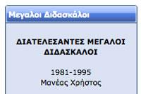 Η ιστορία της Μεγάλης Στοάς της Ελλάδας και οι διατελέσαντες Μεγάλοι Διδάσκαλοι (Πηγή: grandlodge.gr)