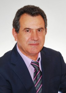"""Ο κ. Χρήστος Κατσαντούρας, δημοτικός σύμβουλος παράταξης """"Πόλη και Πολίτες"""""""