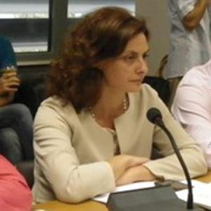 """Μαρία Γκουγκουσκίδου, περιφερειακή σύμβουλος """"Κοινωνικής Συμμαχίας"""""""