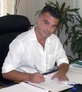 """Νίκος Τζανίδης, περιφερειακός σύμβουλος ΑΜΘ παράταξης """"Κοινωνική Συμμαχία"""""""