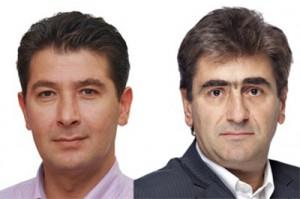 Νίκος Γρηγοριάδης - Γιώργος Ραπτόπουλος