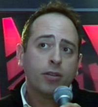 Νασσίμ Σύριος (εμπορικός διευθυντής Δέλτα Τηλεόρασης)