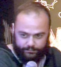 Στάθης Καρυπίδης (ιδιοκτήτης B2 Bar, δισκογραφικής Blind Stitch Records)