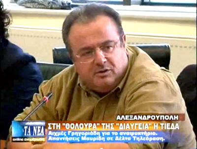 """Ο πρόεδρος & δ/νων σύμβουλος της Δέλτα Τηλεόρασης, Αντώνης Καμελίδης, για το Διαύγεια και τη """"θολούρα"""" της ΤΙΕΔΑ. Τι συνέβη στην περίπτωσή του;"""