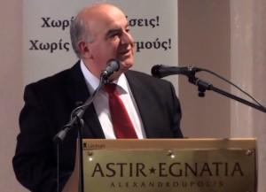 Απόστολος Φωτιάδης (1/12/2013)