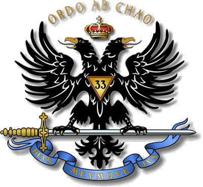 The Ancient & Accepted Scottish Rite - Aigle REAA (Ordo Ab Chao)