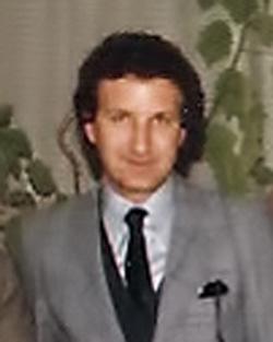Άκης Αγγλιάς, μέλος του ΔΣ 1978-1982