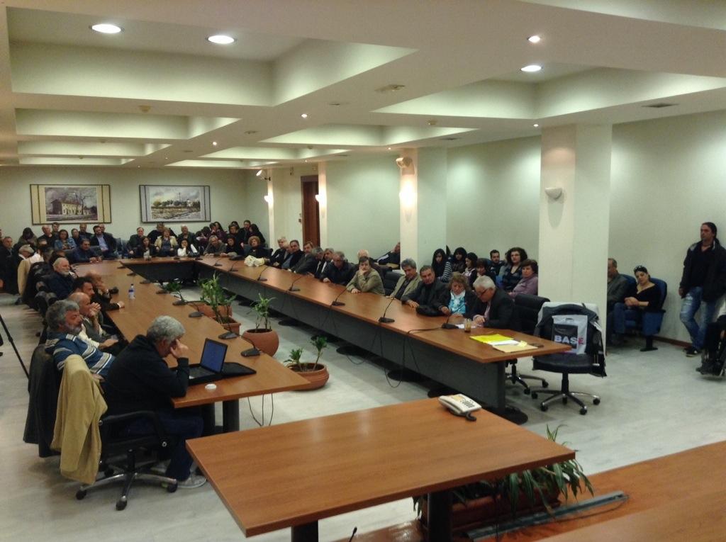 Ανακοίνωση υποψηφίων δημοτικών συμβούλων Λαϊκής Συσπείρωσης δήμου Αλεξανδρούπολης (19/3/2014 ώρα 20:01)