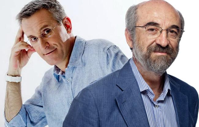 Λαμπάκης-Αποστολίδης στο Status 94,2 FM (12/5/2014)