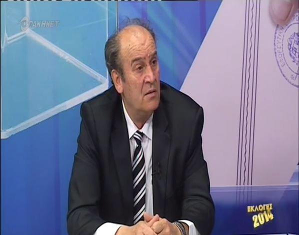 Συνέντευξη Γιαννόπουλου Ιωάννη (Ν.Ε.Ο.Ι. Άνθρωποι) (Εκλογές 2014, ΘράκηΝΕΤ, 14/5/2014 17:00)