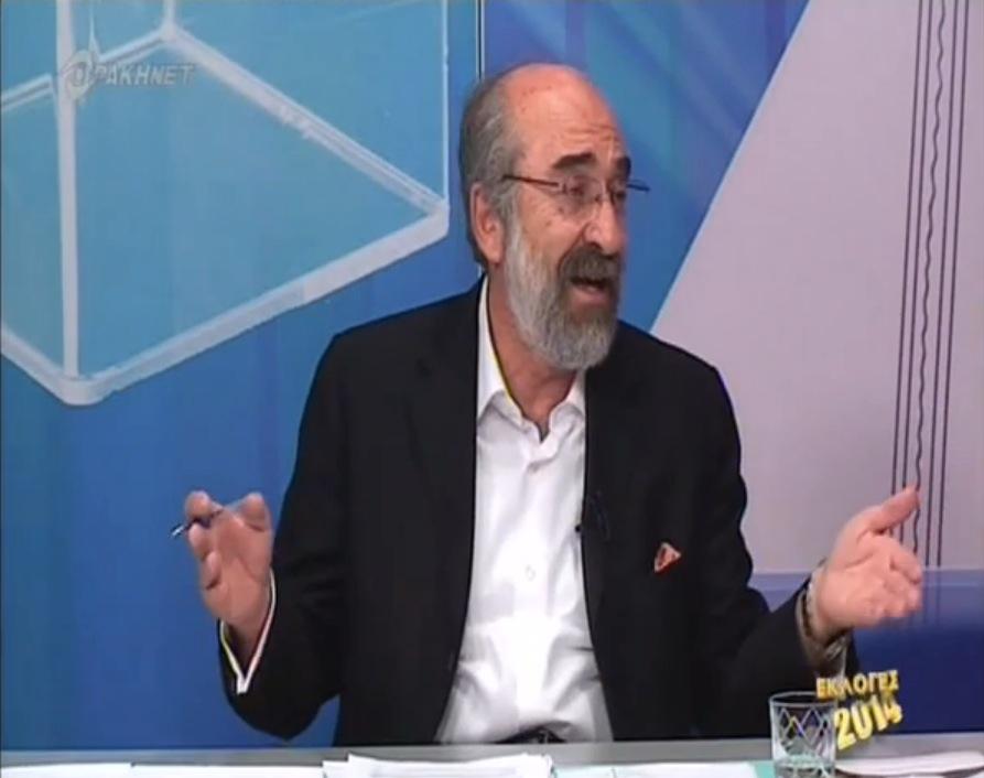 Βαγγέλης Λαμπάκης, τελευταία συνέντευξη πριν την κάλπη (16/5/2014 22:55, ΘράκηΝΕΤ)