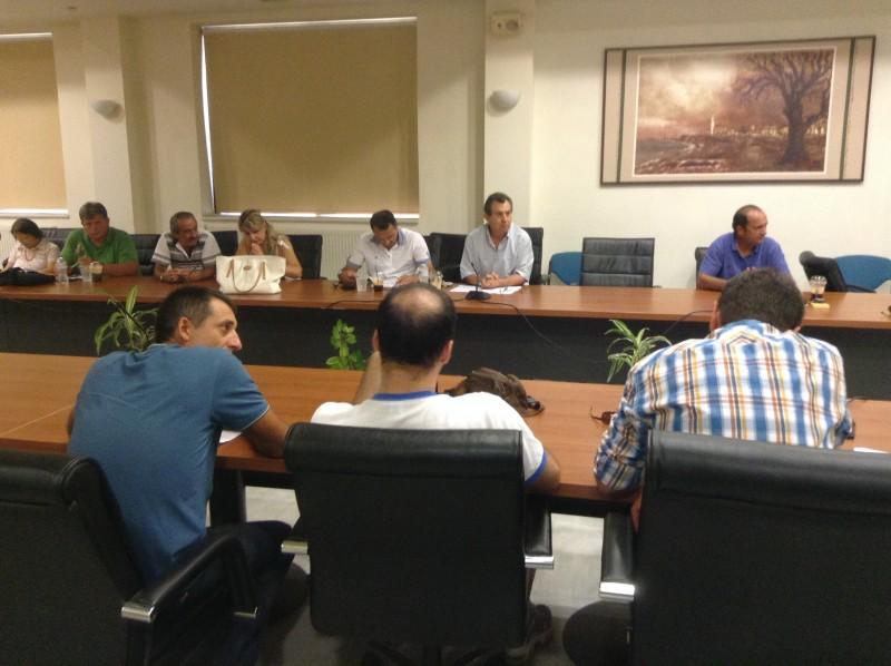 Δημοτικό Συμβούλιο της 28/07/2014 (19:46)
