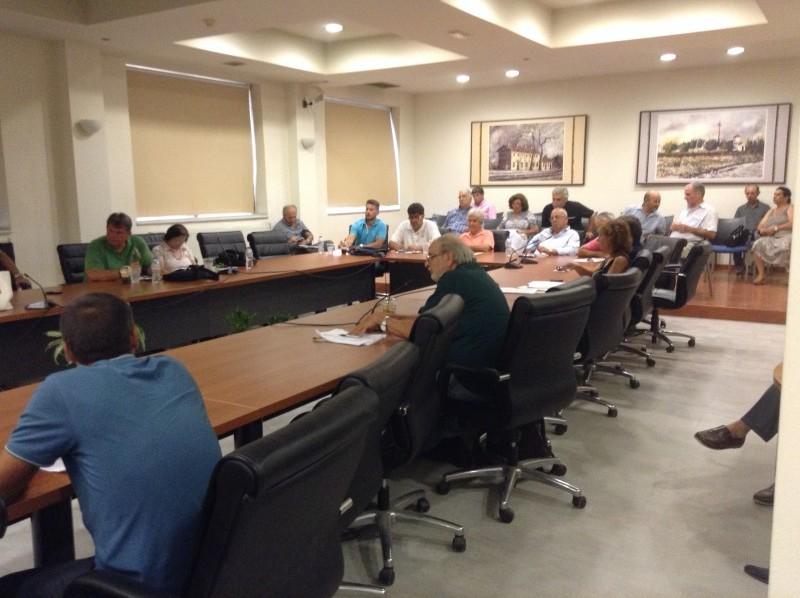 Δημοτικό Συμβούλιο της 28/07/2014