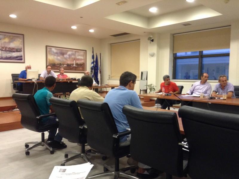 Δημοτικό Συμβούλιο της 28/07/2014 (20:46)