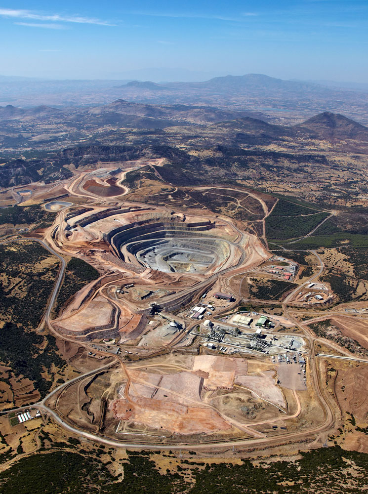 Kisladag Gold Mine - Aerial View (October 2012) (Πηγή: https://www.egoldfields.com/s/PhotoGallery.asp?ReportID=355472)