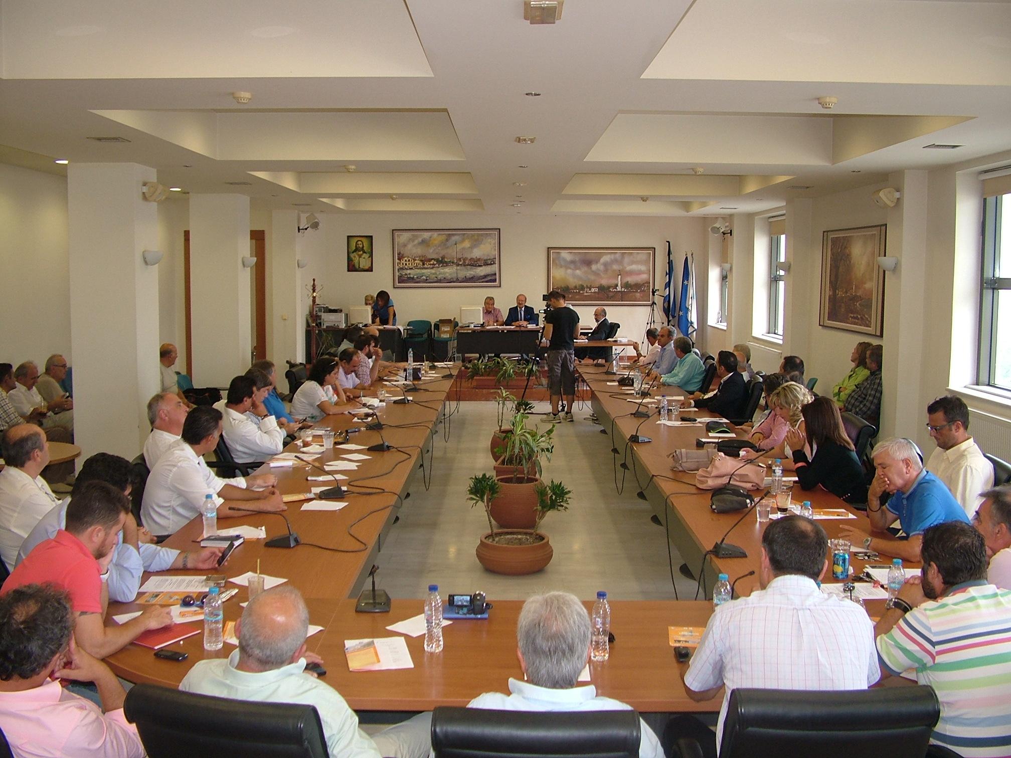 28ο Ειδικό Δ.Σ. - Εκλογή Προεδρείου, Μελών ΟΕ και ΕΠΖ (7/9/2014)