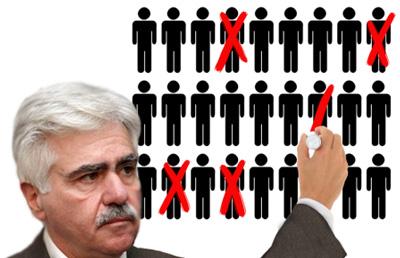 Σε αργία από 1/9/2014 δημοτικοί σύμβουλοι της Αλεξανδρούπολης από τον γ.γ. της Αποκεντρωμένης, κ. Αθανάσιο Καρούντζο