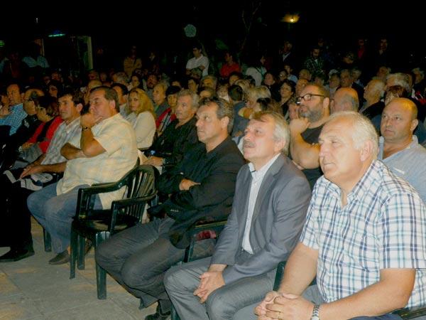 """""""Ζωή Χωρίς Νερό"""" εκδήλωση στις Σάπες (Σάββατο 20/9/2014)"""