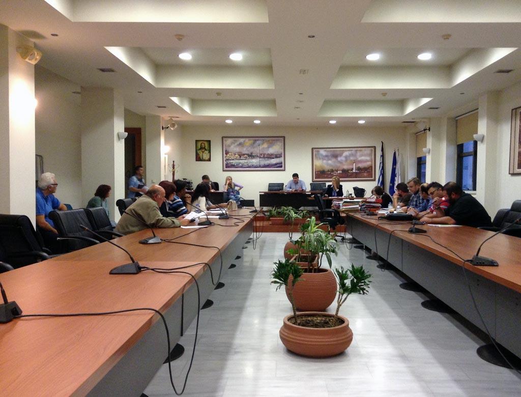 Συνεδρίαση Δημοτικής Κοινότητας Αλεξανδρούπολης (29/09/2014 19:11)