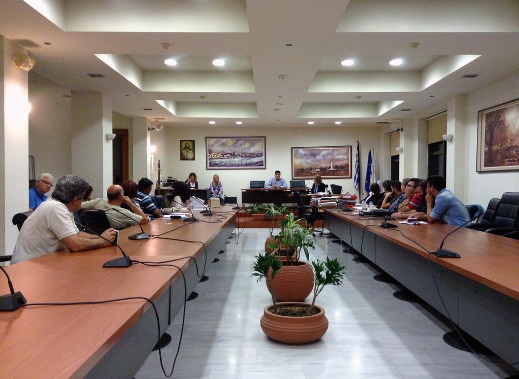 Συνεδρίαση Δημοτικής Κοινότητας Αλεξανδρούπολης (29/09/2014 19:29)