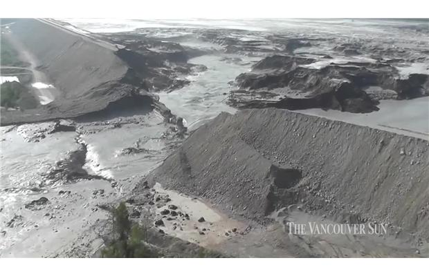 Mount Polley mine tailings spill