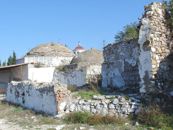 Οθωμανικά Λουτρά στην Τραϊανούπολη