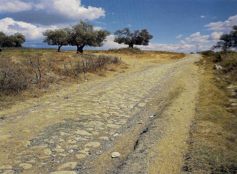 Εγνατία Οδός: Η αρχή της οδού στο Δυρράχιο