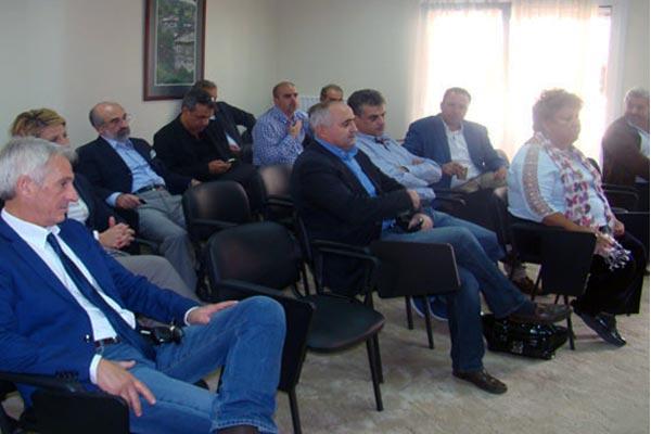 Η πρώτη συνεδρίαση του ΔΣ της ΠΕΔ στην Κομοτηνή την Παρασκευή 10/10/2014 (Ελεύθερο Βήμα, 11/10/2014)