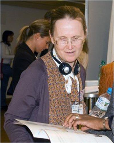 Μιλένα Ρούζκοβα, γυναικολόγος & σύμβουλος μητρικού θηλασμού