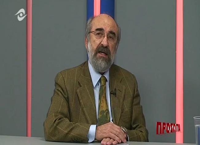 Βαγγέλης Λαμπάκης, δήμαρχος Αλεξανδρούπολης (Πρόσωπα, ΘράκηΝΕΤ 31/10/2014 22:15)