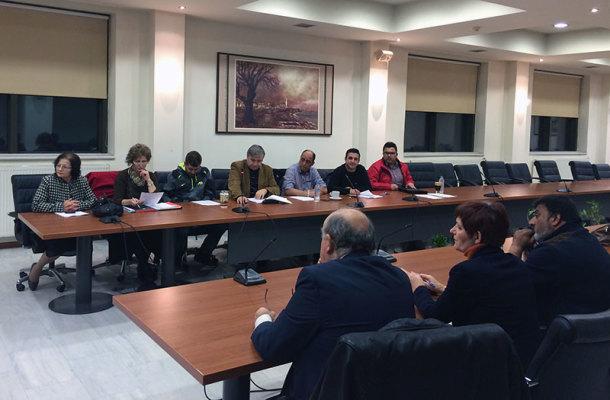 Δημοτική Κοινότητα Αλεξανδρούπολης (7/11/2014)