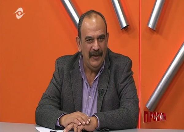 Σάββας Δευτεραίος, επικεφαλής Λαϊκής Συσπείρωσης Αλεξανδρούπολης (Πρόσωπα, ΘράκηΝΕΤ 14/11/2014 22:07)