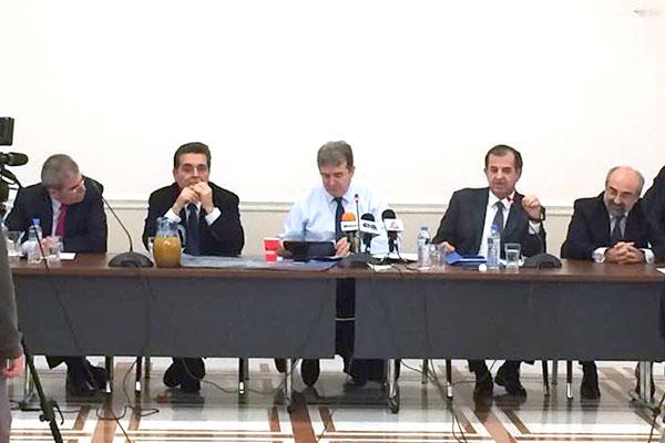 Συνέντευξη Τύπου υπουρχού Υποδομών,Μεταφορών και Δικτύων κ. Μιχάλη Χρυσοχοΐδη  στην Αλεξανδρούπολη (13:30 21/11/2014)