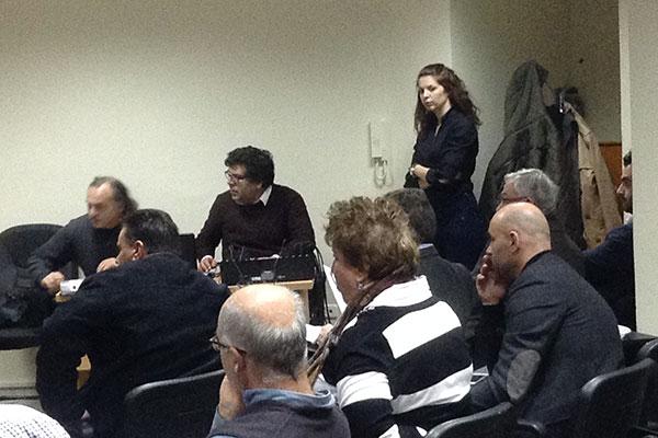 Η κ. Αγγελική Παναγοπούλου στο Δ.Σ. της ΠΕΔ/ΑΜΘ την Τρίτη 2/12/2014
