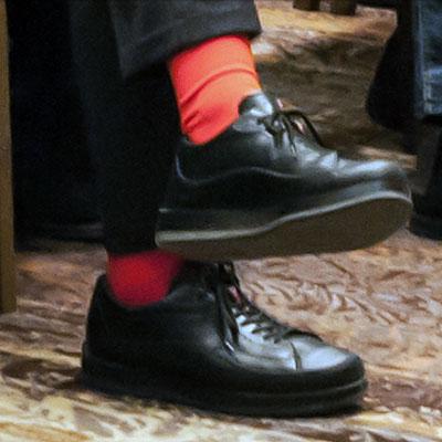 Με κόκκινες κάλτσες στον Αλέξη (21/12/2014 Astir Egnatia Hotel, Αλεξανδρούπολη )