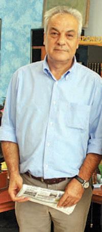 Αλέξανδρος Χ. Πολυχρονίδης, Καθηγητής Χειρουργικής, Πρόεδρος Τμήματος Ιατρικής Δ.Π.Θ.