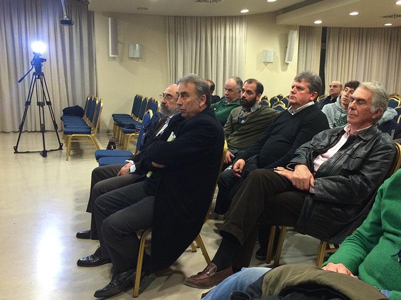 Διαβούλευση Α' Φάσης Κυκλοφοριακής Μελέτης Αλεξανδρούπολης (24/2/2015)